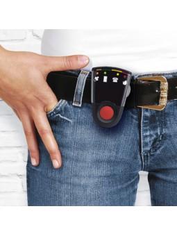 vibreur de poche pour sourds et malentendants