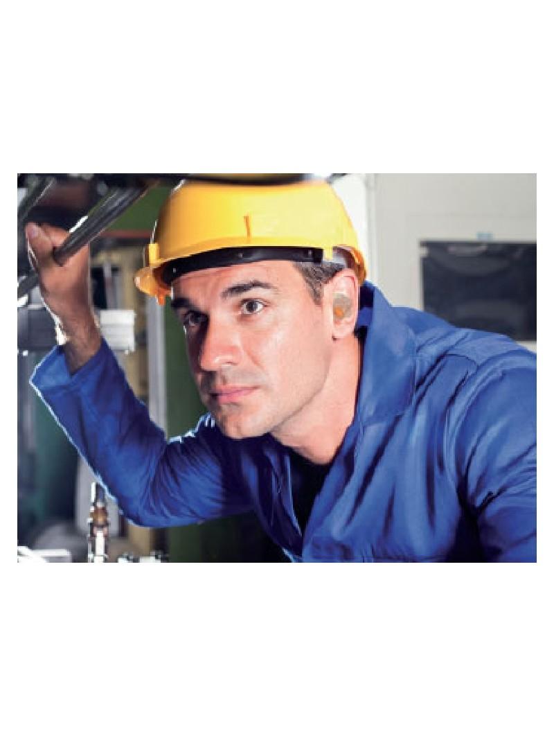 Passtop, bouchons anti-bruit sur mesure pour le travail dans le bruit bordeaux Aquitaine