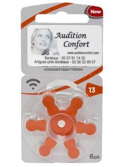 piles auditives 13 Rayovac pour appareils auditifs