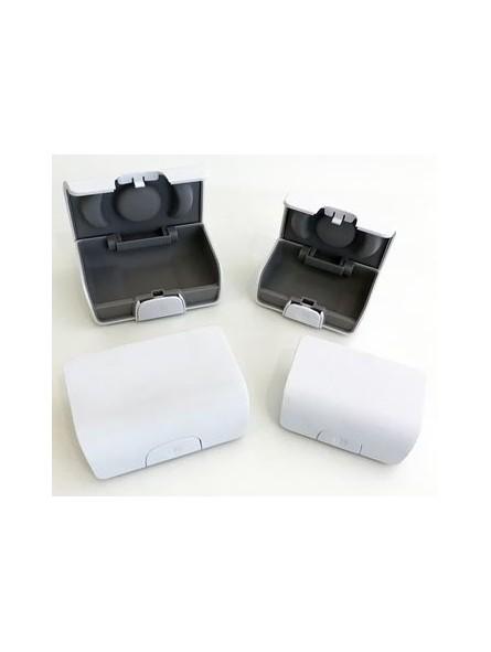 Ecrin, boîte de rangement pour appareil auditif