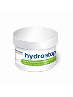 Boîte hydrostop pour le séchage des appareils auditifs
