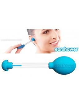 EarShower: poire avec savon...