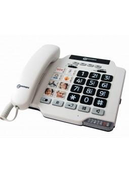 Téléphone fixe amplifié...