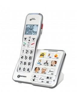Téléphone sans fil 30/75 dB...