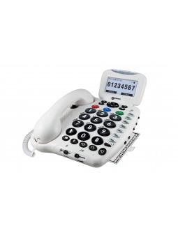 Téléphone amplifié 50/80 dB...
