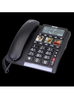 Téléphone à forte amplification 40/90 dB TF 550