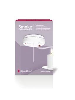 détecteur de fumée pour sourds et malentendants