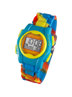 Vibralite Mini multicolore montre vibrante pour sourd et  malentendant