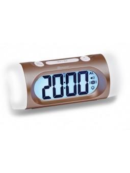 Réveil à coussin vibrant TCL410 amplicomms pour sourds et malentendant
