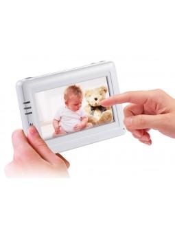 La solution de surveillance bébé pour les sourds et malentendants.