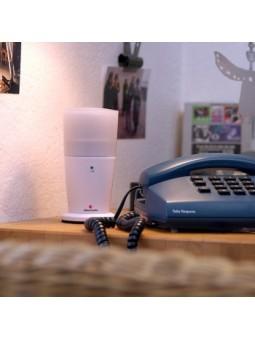 flashs lumineux pour malentendants alerte d'entrée d'appel téléphonique