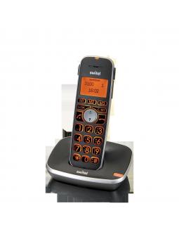 Téléphone sans fil à forte amplification 30/90 dB Vita COMFORT D100
