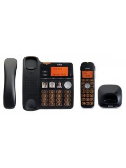 Téléphone pour malentendant avec répondeur