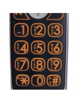 Téléphone  à forte amplification avec grandes touches rétroéclairé