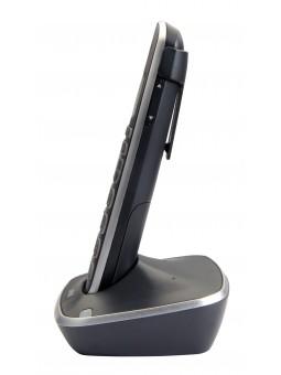 téléphone sans fil pour séniors à forte amplification et grosses touches