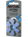 piles auditives 675 Rayovac Extra Advanced