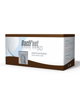 Bacti'net 50 Cleaning Wipes...